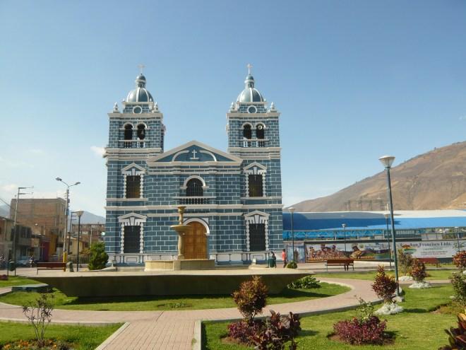 Eglise de Huanuco