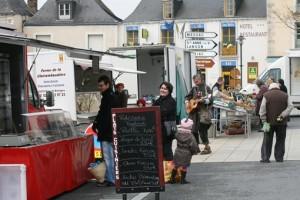 marché hebdomadaire de Grand Fougeray