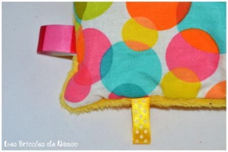 Bouillottes doudou étiquettes