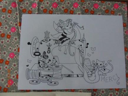 dessin de Laure Phelipon