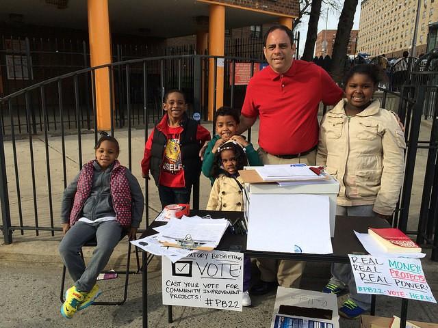 Budget participatif   New York   vote   Queens   22 district