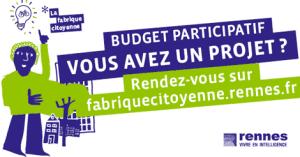 La campagne de communication pour le budget participatif a démarré deux mois avant le dépôt des idées.
