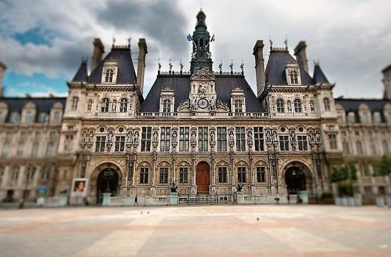L'hôtel de ville de Paris par Luc Viatour, budget-participatif, lesbudgetsparticipatifs.fr,CC