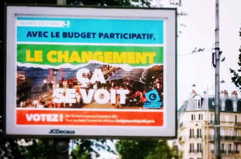 Budget participatif un nouveau contrat démocratique