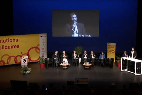 Intervention Antoine Bézard à Solutions solidaires
