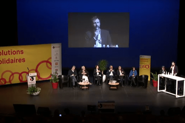 Intervention Antoine Bézard à Solutions solidaires