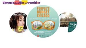 Biennales Villes en transition Budget participatif