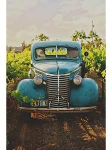 Vieux Chevrolet