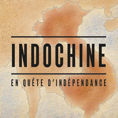 Indochine - visuel 2