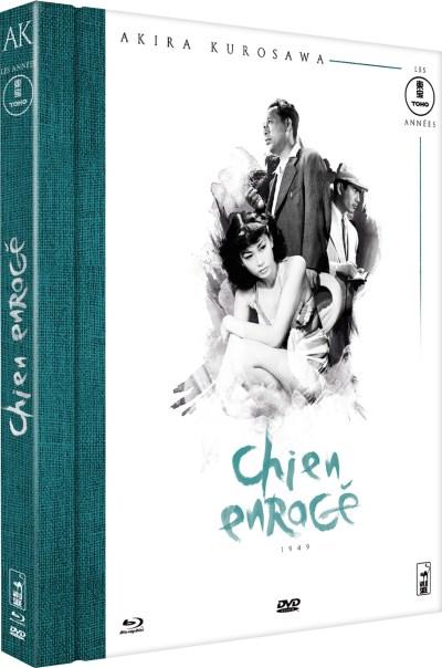 AKToho-CHIEN ENRAGÉ_pack