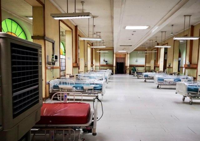 hôpital philippines covid-19