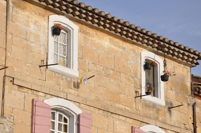 Fenêtres d'Arles