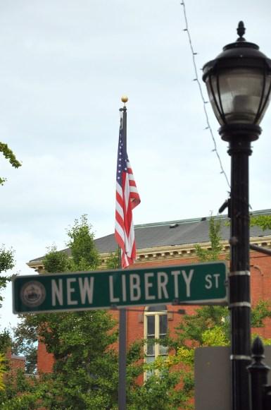 New Liberty Street