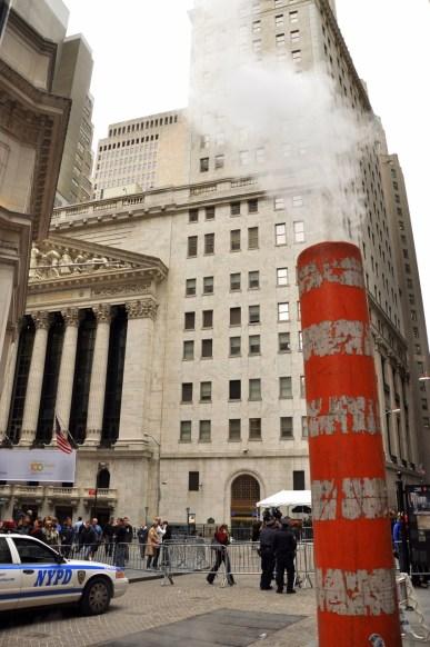 Quartier financier de New York