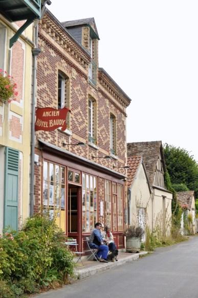 L'hôtel Baudry de Giverny