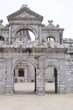 Porte du Château de Kerjean