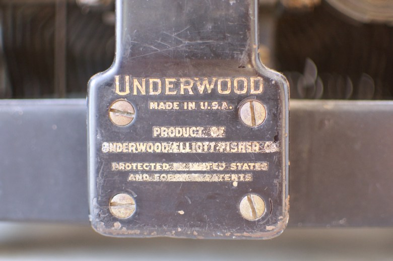 Underwood Product