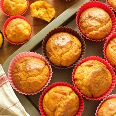 Muffins à la sauce tomates