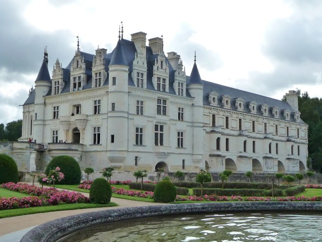 Chenonceau, France - 2012