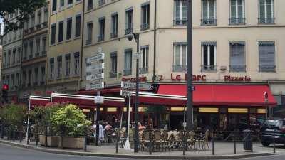 Blogueuse lyonnaise La Brasserie du Parc Lyon