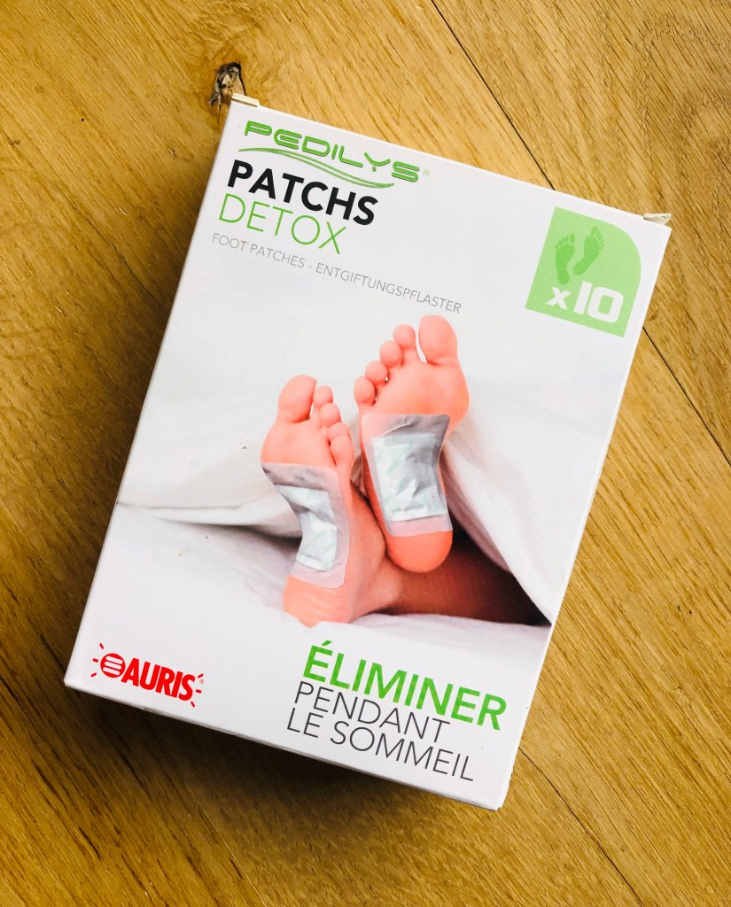 patch detox rhomed les carnets d'une quadra