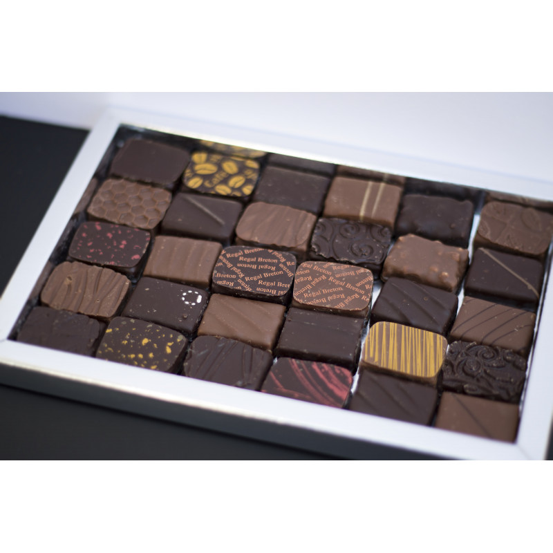 Incroyables chocolats box