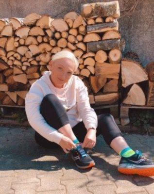 trek solidaire Rose Trip Blogueuse Lyonnaise