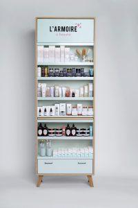 L'armoire à beauté