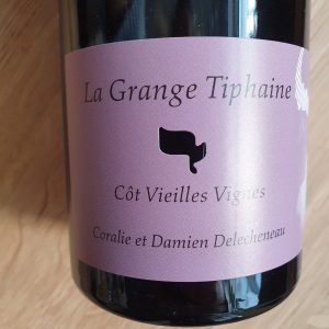 Côt Vieilles Vignes de La Grange Tiphaine – 2018