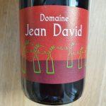 Domaine Jean David 2016
