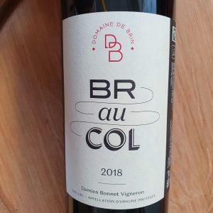BR au Col du Domaine de Brin – 2018