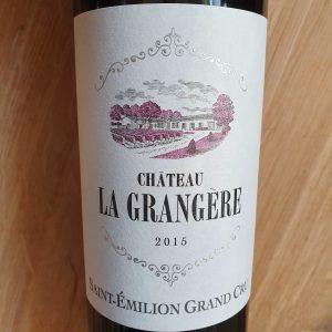 Château La Grangère – Saint-Emilion Grand Cru 2015