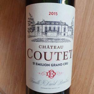 Château Coutet – Saint-Emilion Grand Cru 2016