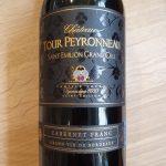 Château Tour Peyronneau 100% Cabernet Franc – Saint-Emilion Grand Cru 2016