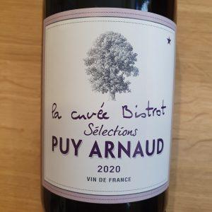 Cuvée bistrot de Clos Puy Arnaud – 2020