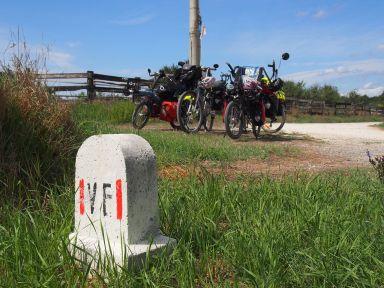 Sur la Via Francigena