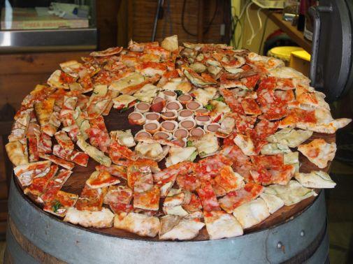 La cuisine italienne : Pizza