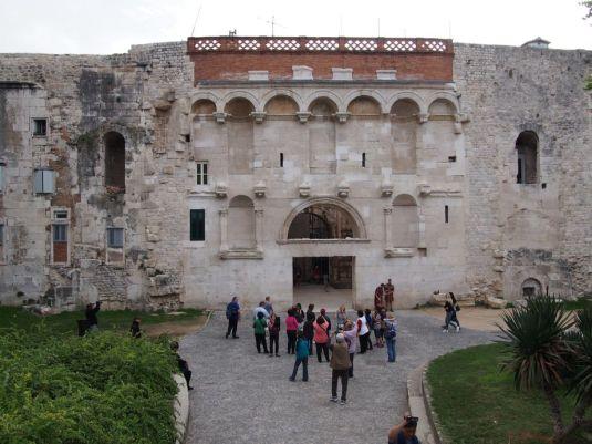 La porte d'Or (porte Nord)