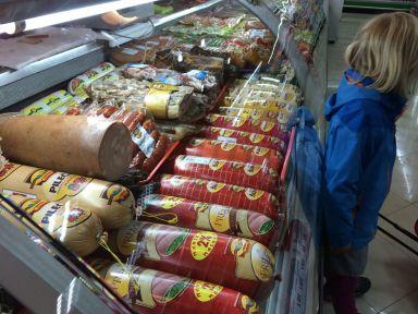 Tu veux du salami ou ... du salami !