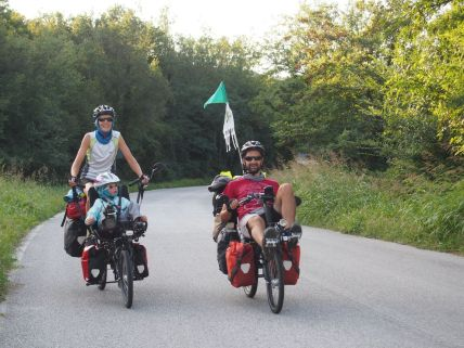 Dernier bout de route en Italie