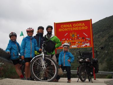 Dobrodosli au Montenegro !