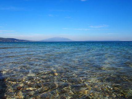 La magnifique mer Egée