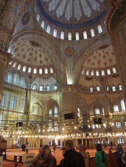 La mosquée Sultanhamet