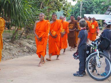 """Défilé de la nouvelle collection """"Buddha Fashion"""""""