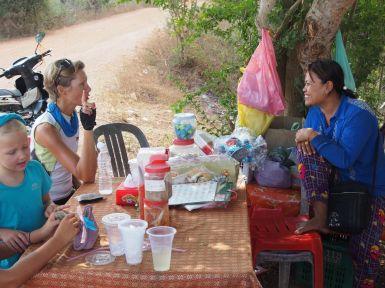 Premiers mots de Khmer
