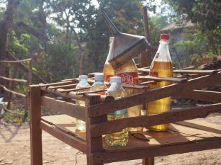 Du Coca pour mobylette