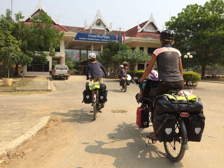 Ca y est : Bye bye Laos, Bonjour Vietnam !
