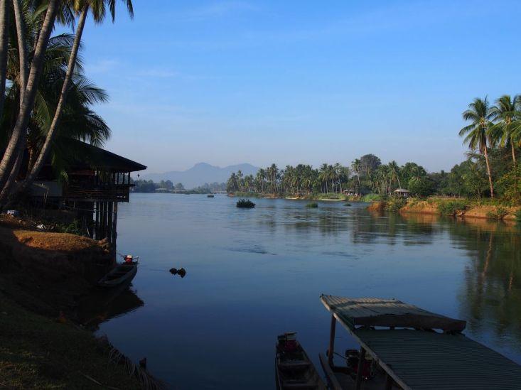 Les 4000 îles : en plein Mékong