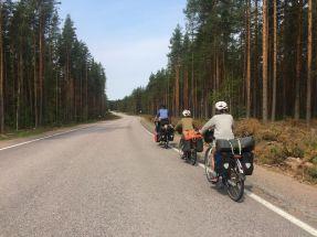 Nous nous rapprochons de la Finlande