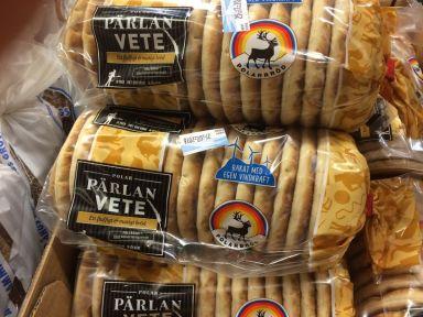 Avec des pains suédois, fabriqués à l'énergie éolienne!